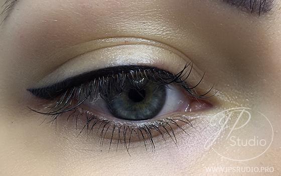 Makijaż Permanentny Oczu Kreska Dekoracyjna Eyeliner Jpstudio